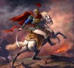 ming_cavalry_bhok_ongya_kaki_tiga_menjangan_lu_ding_ji_aldisurjana_jinyong