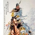 Guan Yu -Guangong-Guan-Yu-decorative-painting-002