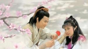 Guo Jing jagt Huang Rong