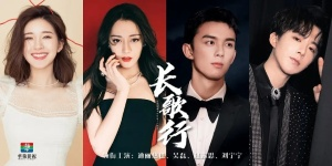 aldisurjana_Dilraba_dilmurat_Wu Lei_konfirmasi_film_The_Long_Ballad
