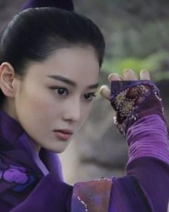 aldisurjana_Zhang_Xinyu_Viann_pemeran_Li_Mochou_Romance_Condor_Heroes